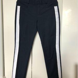 New Bananna Republic Striped Pants